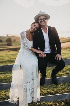 Real Wedding // Kim