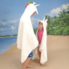 Who says kid unicorn towels can't be used in adult unicorn bathrooms.