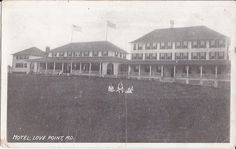 Hotel at Love Point in Stevensville Maryland