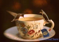 Tea for two!! <3