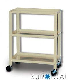 "Techno-Aide - UC-70 - Utility Cart: 25"" X 19"" X 30"""