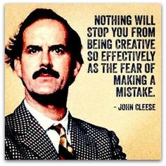 Love us some John Cleese: the Studio Mothers Meme of the Week