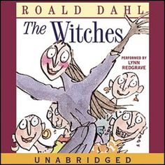 The Witches Audio Book CDs Unabridged