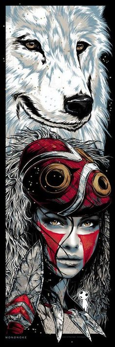 Princess Mononoke - Rhys Cooper ----