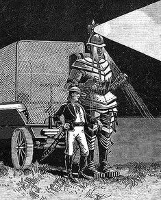 HISTORY OF ROBOTS IN THE VICTORIAN ERA