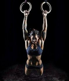 #CrossFit Calisthenics Body, Train Insane Or Remain The Same, Crossfit Motivation, Tough Girl, Fitness Photos, Action Poses, Muscle Girls, Fit Chicks, Portrait Inspiration