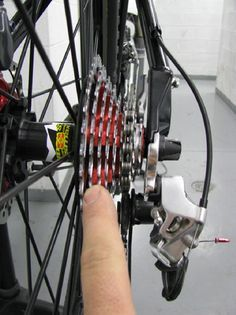 13 point MTB maintenance checklist. Stuff I need to learn...