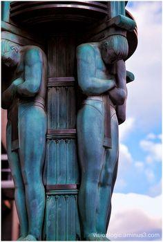 City Hall 'Art Deco Detail', NYC -- photo by jaycee crawford