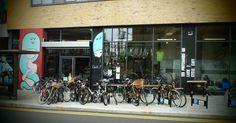 Τρία Athens bike cafes, η μόδα εξαπλώνεται! | Sela