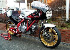 Harris Ducati 900 Works Racer