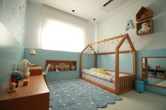 Most beutiful Baby Room Decoration Decoration Gallery and Ideas Baby Room Diy, Baby Bedroom, Baby Room Decor, Kids Bedroom, Home Goods Decor, Home Decor, Montessori Bedroom, Kids Room Paint, House Beds
