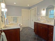 Lisa Scheff Designs - Bathroom Redesign