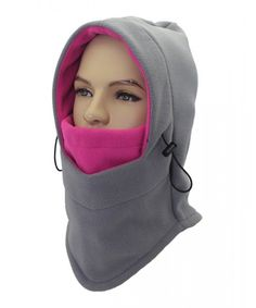 Buy Balaclavas Hat Double Layers Thicken Caps Winter Warm Fleece Ski Face Mask gray&red and more Women's Balaclavas enjoy big discount up to off, fast shipping all worldwide.us: Leories Balaclava Face Ski Mask - Motorcycle Fleece Hood/Neck Warmers/Ha Best Ski Goggles, Fleece Hats, Style Casual, Caps Hats, Women's Hats, Balaclava, Caps For Women, Outdoor Outfit, Neck Warmer
