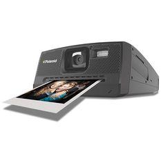 Amazon.com: Polaroid Z340 3x4 Instant Digital Camera: How fun is that!!! Old school!