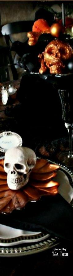 ❈Téa Tosh❈ Halloween Dining