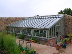 Victorian Greenhouse 15