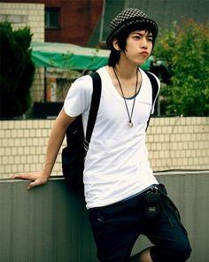 asian-boy-cute-korean-ulzzang fashion-ulzzang boy, Guy Fashion Inspiration