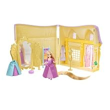 Disney Princess - Rapunzel Dress Shop Playset
