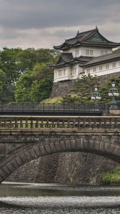 Tokyo Imperial Palace is the main residence of the Emperor of Japan. It is a large park-like area located in the Chiyoda area of Tokyo close to Tokyo Station.
