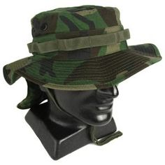 Hot Weather Gear | Army and Outdoors | Army & Outdoors  Woodland Boonie Hat with Neck Flap Boonie hats are an excellent.. Mesh T Shirt, T Shirt And Shorts, Battle Dress, Italian Army, Desert Camo, Sunny Weather, British Army, Summer Sun, Color Mixing