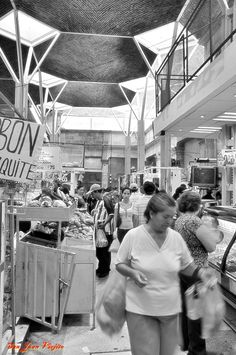 Interior de mercado municipal de San Juan de los Lagos 1