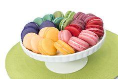 Macarons La Catedral Cupcakes, Macarons, Pasta, Cookies, Pastries, Sweets, Crack Crackers, Cupcake, Biscuits