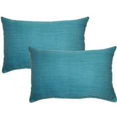 Shop for Ibiza Peacock Decorative Throw Pillow (Set of 2). Free Shipping on…