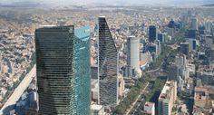 En Paseo de la Reforma solo hay dos hoteles de lujo