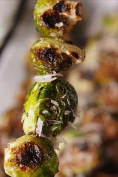 If you thought Brussels sprouts couldn't get any better, wait until you throw them on the grill.