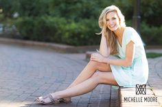 Michelle Moore » Class of 2014 High School Senior Portrait Inspiration – Urban Chic