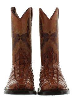 Women's ladies cowboy boots leather crocodile alligator hot western rodeo biker