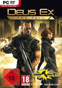 Deus Ex The Fall (Hammerpreis) - [PC]: Amazon.de: Games