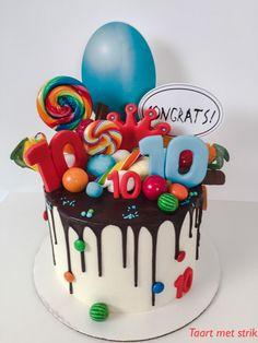 Fondant Cakes, Cupcake Cakes, Cupcakes, Love My Kids, Drip Cakes, High Tea, Amazing Cakes, Birthdays, Birthday Cake