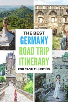 The Best German Road Trip Itinerary for Castle Hunting! Click the pin to read the post from www.flirtingwiththeglobe.com
