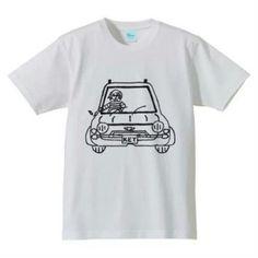 KEYMEMORY NATURAL LABEL Tshirt C