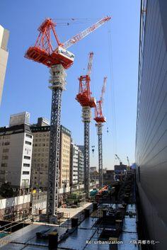 Tower Crane #Crane #TowerCrane