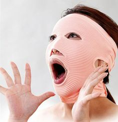Face Exercise Mask $59.00....what...the...f...?