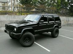 Cherokee 2001 lifted