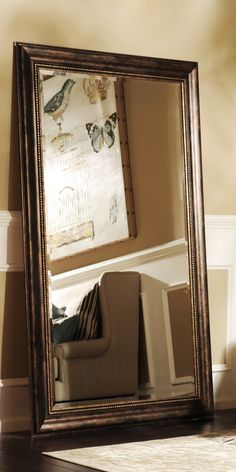 Better Homes And Gardens Leaner Mirror Just Bought This Big Beautiful Mirror From Wal Mart