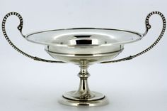 Currently at the #Catawiki auctions: Solid Silver Vintage Bonbon Dish, Made in London 1899/1900, By Holland, Aldwi...