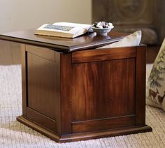 Grand Junction Square Chest Tail Table With Drawer Storage From. Gallery Of Ottoman Coffee Table Cubes ... & Storage Cube Coffee Tables | Migrant Resource Network