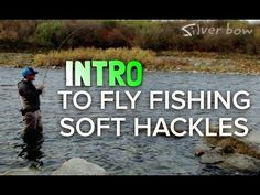 Video Tuesday Tips: Intro to Fly Fishing with Soft Hackles - Orvis News
