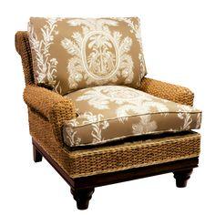 ANTIGUA CLUB CHAIR - SEAGRASS - CLUB CHAIRS - Chairs - Products