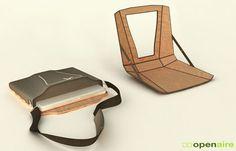 mobile laptop desk chair