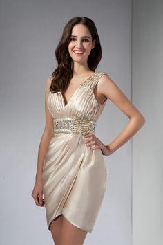 Aprenderás cómo usar vestidos de fiesta cortos, Descubre qué tipo de vestidos usar para lucir delgada, Cómo lucir más gordita utilizando vestidos. Y mucho más