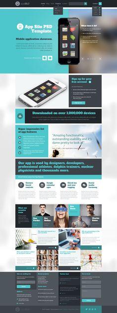 app website | #webdesign #it #web #design #layout #userinterface #website #webdesign < repinned by www.BlickeDeeler.de | Take a look at www.WebsiteDesign-Hamburg.de