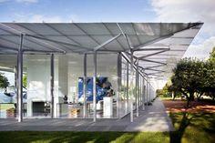 Metal Architectural Canopy Aluminum