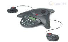 Polycom SoundStation2 là giải pháp lý tưởng cho các phòng hội nghị nhỏ và vừa ngồi lên đến 10 người tham gia. Nó cung cấp chất lượng âm thanh đặc biệt, đem lại hội nghị rõ ràng và hiệu quả hơn. Đồng thời, cuộc trò chuyện diễn ra liên tục mà không có sự ngắt quãng thường thấy trong điện thoại có loa thông thường. http://savitel.com.vn/thiet-bi-nghe-nhin-av/hoi-nghi-am-thanh/polycom-soundstation-2-expandable.html