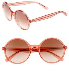 #Marc Jacobs              #Eyewear                  #MARC #Marc #Jacobs #54mm #Retro #Sunglasses        MARC by Marc Jacobs 54mm Retro Sunglasses                                     http://www.snaproduct.com/product.aspx?PID=5125554