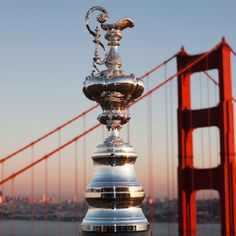 We're excited about this event! America's Cup in San Francisco!